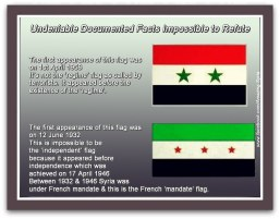 the syrian flags
