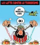 war on terror farce