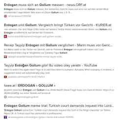 Gollum newsfeed 1