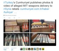 Cumhurriyet report