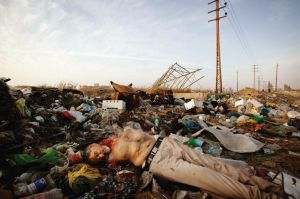 Iraqi victim of USrael 4 GW 2007