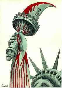 lady liberty blood