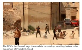Rebel-Terror in Aleppo 2012