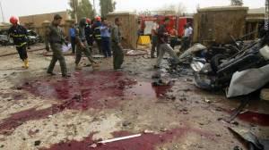 terror in Iraq