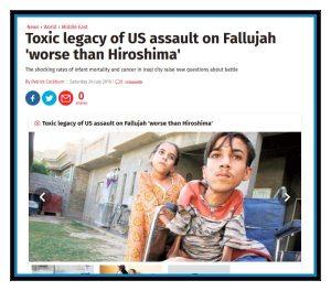 Toxic Legacy Iraq 2010