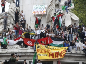Gaza mon amour interdit