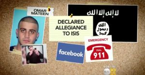 CBS Mateen bizarrre com during slaughter