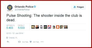 Orlando Police shooter dead 253