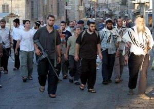 """Jüdische """"Siedler"""" Westbank ... diese """"religiösen Extermisten"""" sind kein Thema ..."""