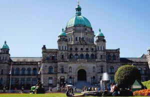 BC Legislature Victoria 1