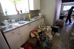 Nuttall Korody kitchen mess