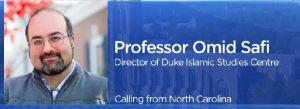 Prof Safi RMCP radicalized him