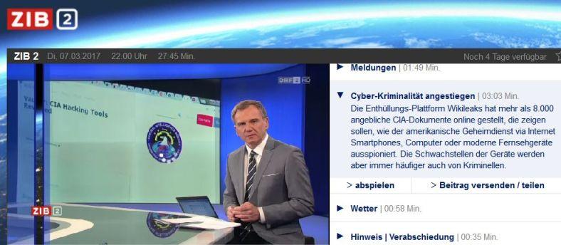 ORF Cyber-Crime Anstieg