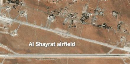 Al Shayrat airfield
