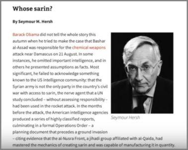 Hersh Whose sarin 2013