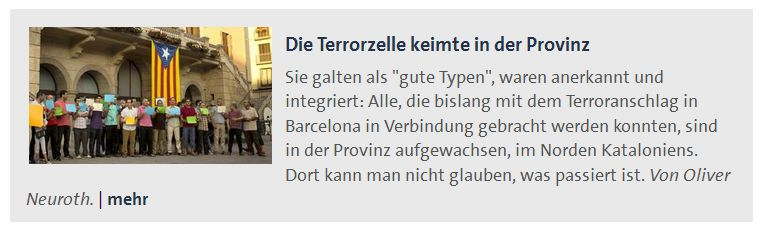 Tagesschau incredible BS