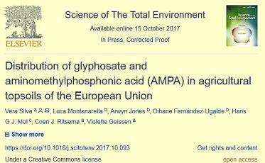 GLY topsoil EU 2017