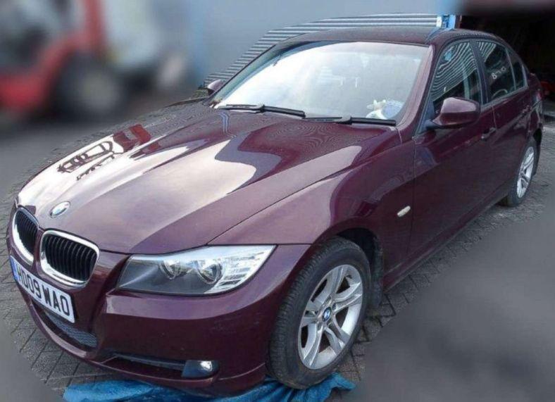 Skripal BMW
