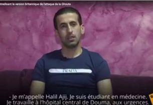 Douma witnesses Voltairenet