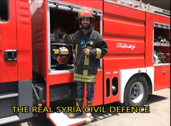 Real Syrian Civil Defence