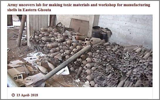 SAA uncovers CW workshop Douma