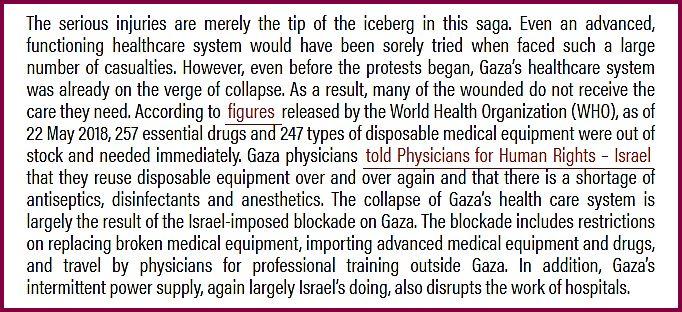 Gaza MedCrisis