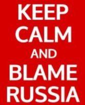blame Russia