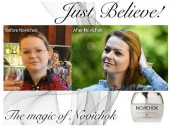 magic of novichok