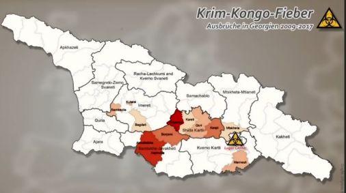 Crimea-Kongo-Fever Georgia 1