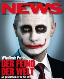 NEWS scare-propaganda Putin
