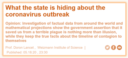 What the state is hiding Prof Lancet